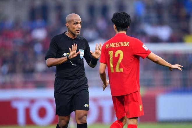 AFC ra phán quyết sau cùng về 3 kiến nghị của LĐBĐ Thái Lan - Bóng Đá