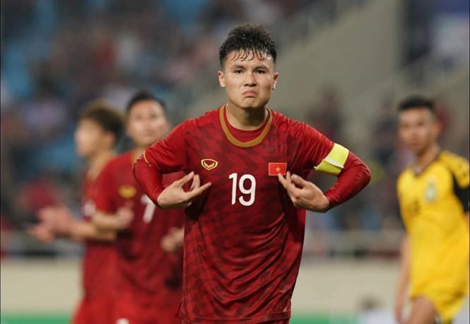 Top 10 tuyển thủ ĐT Việt Nam có giá trị chuyển nhượng cao nhất - Bóng Đá