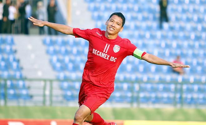 Top 10 chân sút xuất sắc nhất lịch sử V-League: Nhà vua Samson, Công Vinh xếp thứ 3 - Bóng Đá