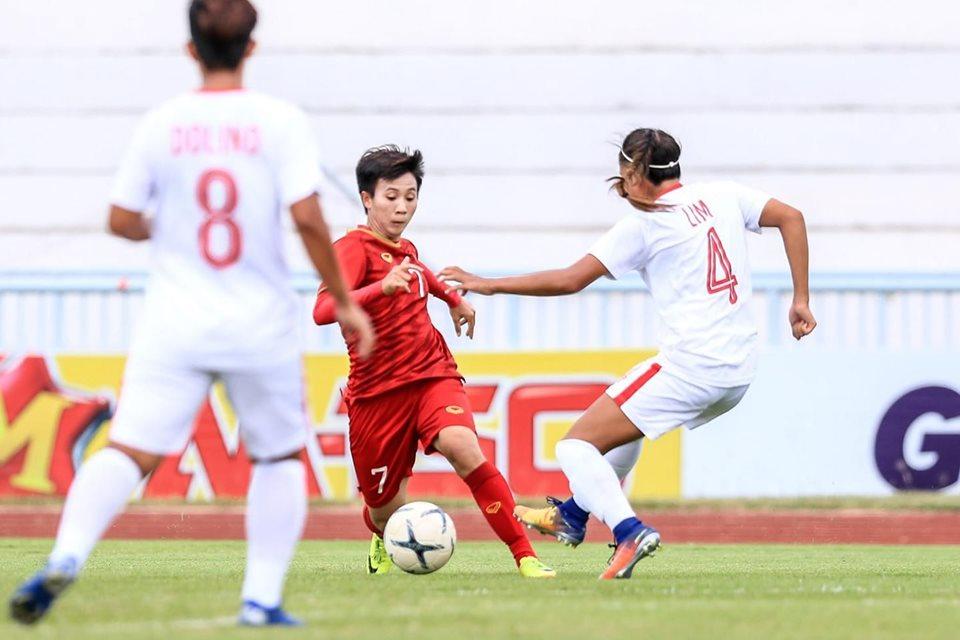 Sau trận nữ Việt Nam vs Myanmar - Bóng Đá