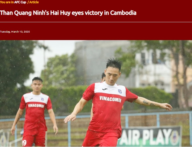 Trang chủ AFC nói 1 sự thật về tài năng của