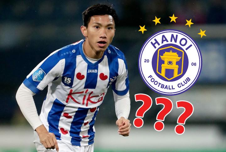 Với điều khoản đặc biệt, CLB Hà Nội có thể giải cứu Đoàn Văn Hậu từ Heerenveen - Bóng Đá