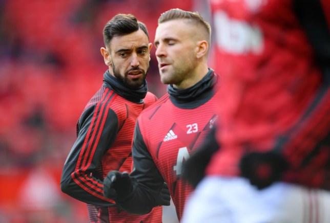 Luke Shaw nói thẳng 1 điều về tố chất của Bruno Fernandes tại Man Utd - Bóng Đá