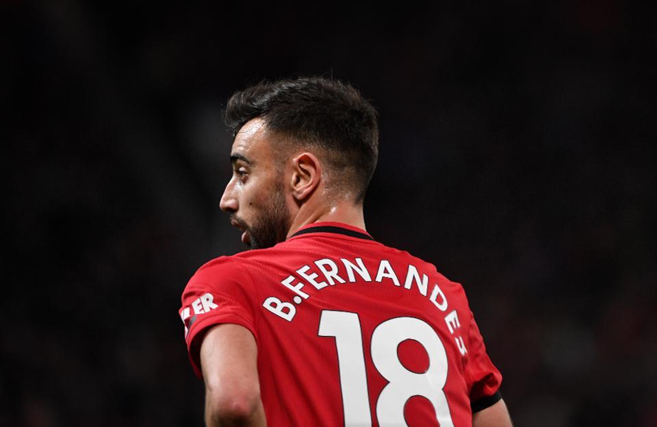 Diogo Jota jokes Bruno Fernandes has stolen his number at Manchester United - Bóng Đá