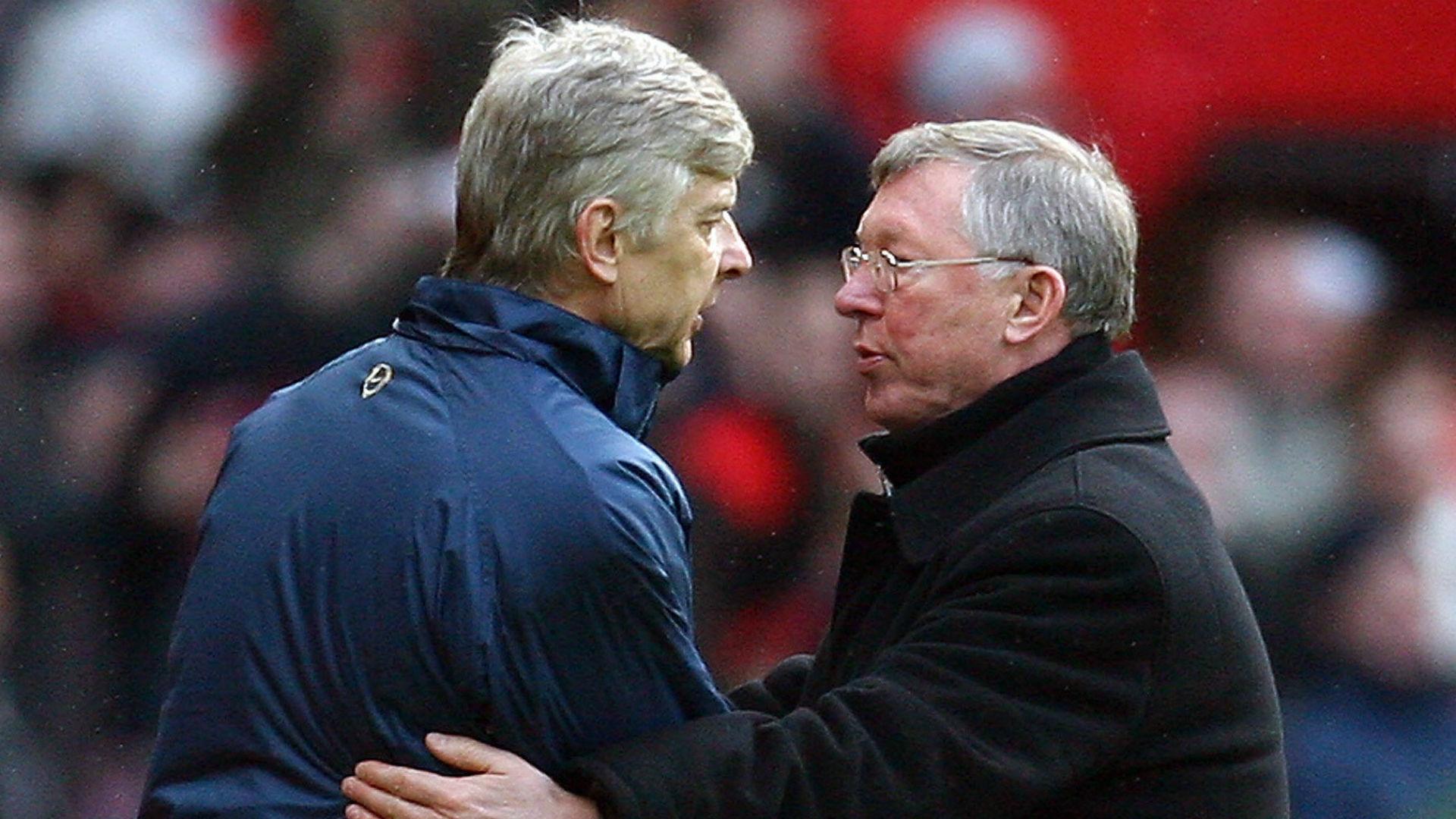 Cựu sao Arsenal: Tôi đã làm điều đó khi Wenger và Alex Ferguson