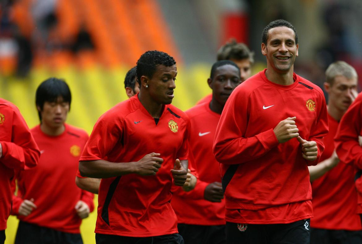 Nani first thought Manchester United legends Ryan Giggs, Paul Scholes and Rio Ferdinand hated him - Bóng Đá