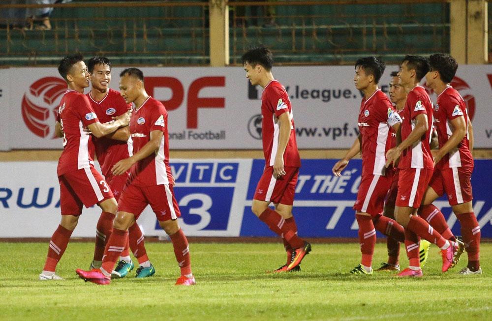 Sau trận An Giang vs Viettel - Bóng Đá