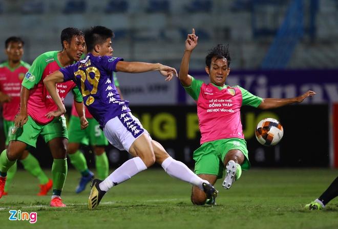 Sau trận Hà Nội vs Đồng Tháp - Bóng Đá