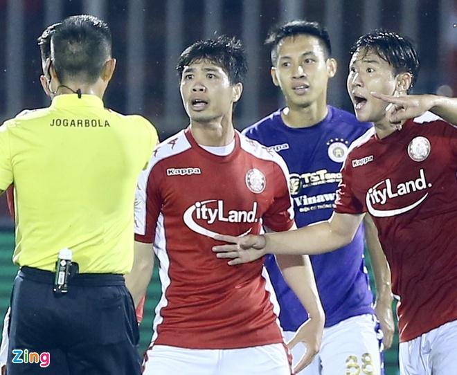 TPHCM vs Hà Nội - Bóng Đá
