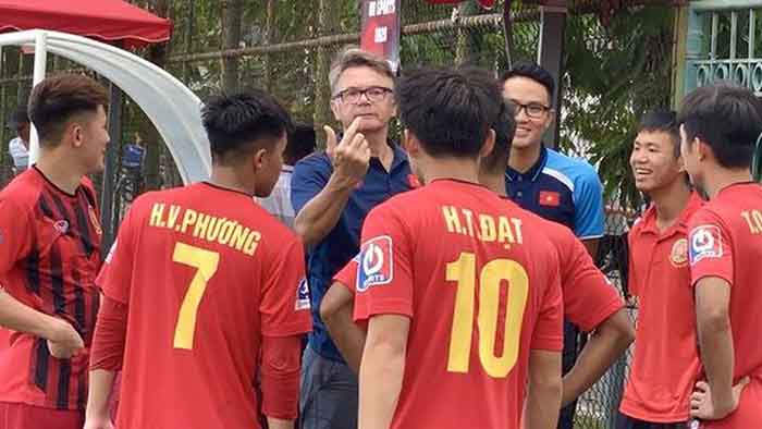 4 cầu thủ HAGL JMG được gọi bổ sung lên U19 Việt Nam - Bóng Đá
