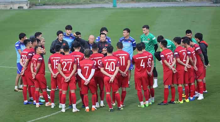 ĐT Việt Nam chuẩn bị hội quân, hướng đến vòng loại World Cup 2022 - Bóng Đá