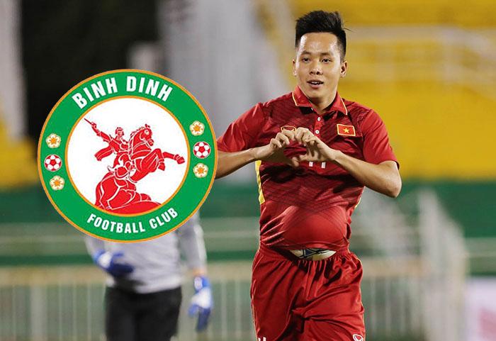 Đua tranh thăng hạng, Bình Định quyết định mượn cựu sao U23 Việt Nam - Bóng Đá