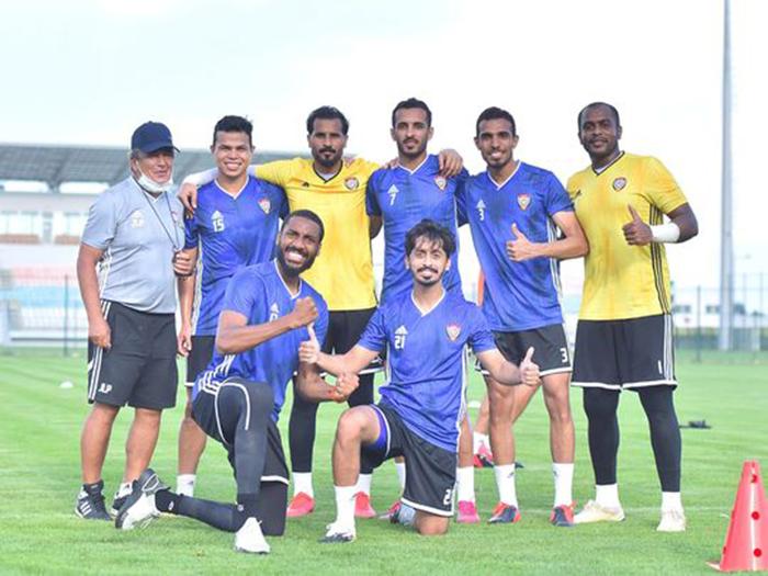 ĐT UAE thở phào nhẹ nhõm khi VL World Cup dời sang năm 2021 - Bóng Đá
