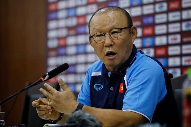 Không phải AFF Cup hay SEA Games, thầy Park chỉ ra mục tiêu số 1 ở năm 2021 - Bóng Đá