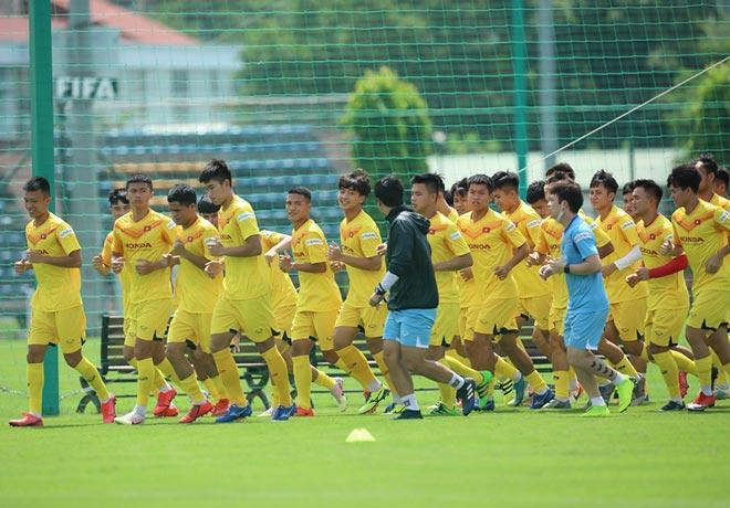 Đã rõ lý do U22 Việt Nam không đá giao hữu với U19 Việt Nam - Bóng Đá
