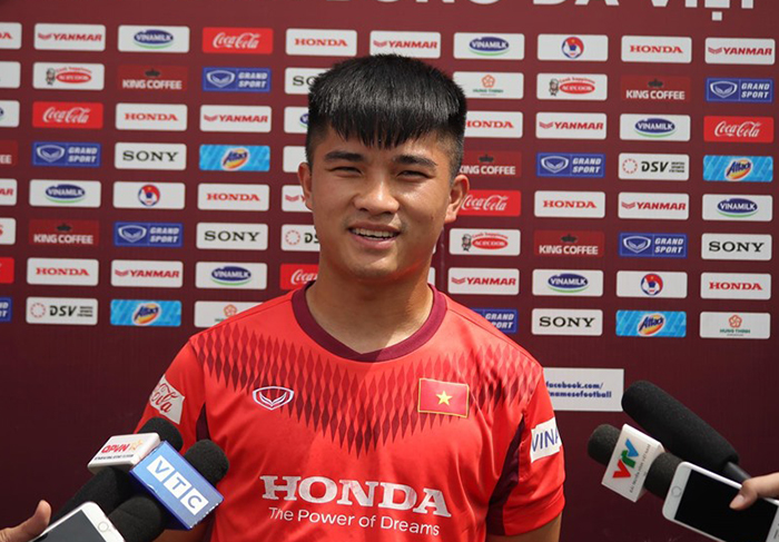 Sao SLNA chỉ ra điểm hạn chế của các tuyển thủ U22 Việt Nam - Bóng Đá