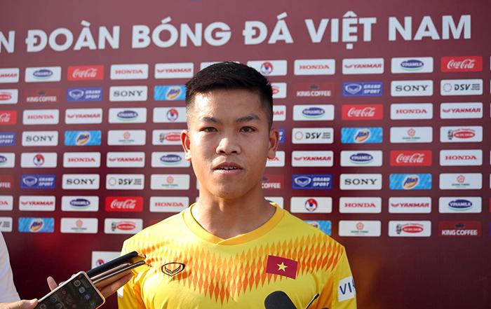 Sao U22 Việt Nam: Dù nhỏ con, nhưng tôi cũng có những điểm mạnh, lợi thế riêng - Bóng Đá