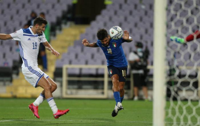 Để Dzeko ghi bàn, ĐT Italia suýt chết hụt trước Bosnia Herzegovina - Bóng Đá