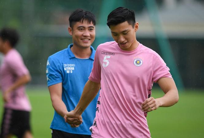 V-League sắp trở lại, Hà Nội FC đón tin dữ - Bóng Đá