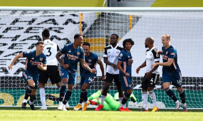 Nc247info tổng hợp: Fulham 0-3 Arsenal (Kết thúc):