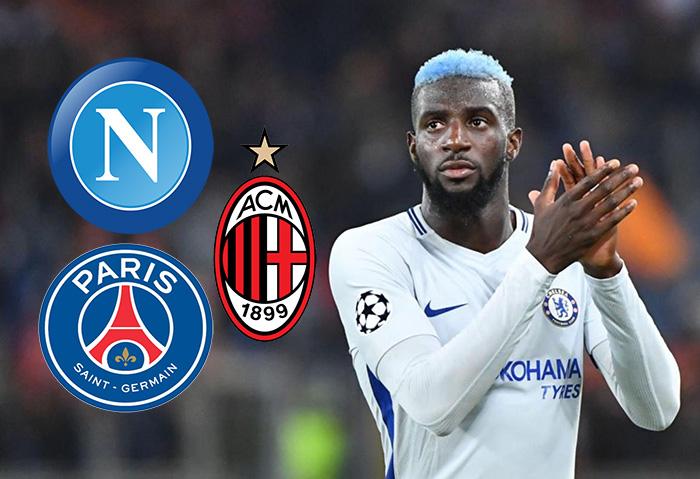 Tuyên chiến với Milan và PSG, Napoli gia nhập cuộc đua giành