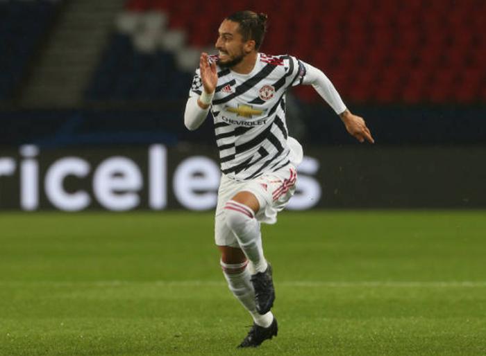 Tân binh Alex Telles thể hiện thế nào trong ngày ra mắt Man Utd - Bóng Đá