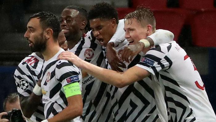 Quật ngã PSG, Marcus Rashford chỉ ra 2 cái tên xuất sắc của Man Utd - Bóng Đá