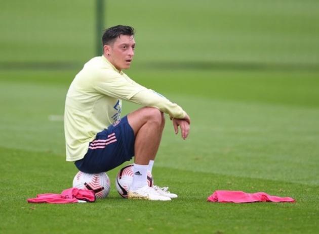 Mikel Arteta gives his side of the Mesut Ozil Arsenal saga: 'I tried my best' - Bóng Đá