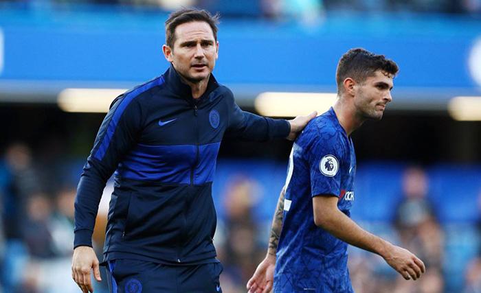 XONG! Frank Lampard chốt khả năng ra sân của Pulisic và Kepa trận gặp Sheffield - Bóng Đá