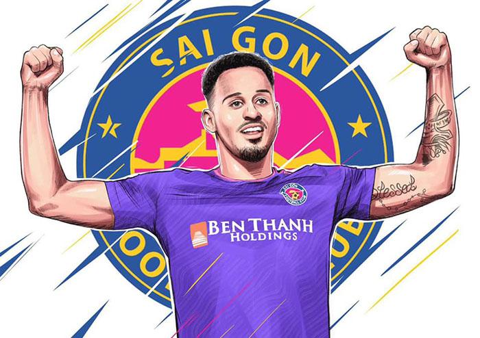 Hà Nội, Sài Gòn FC, CLB TP.HCM chia tay những ngoại binh chủ chốt - Bóng Đá
