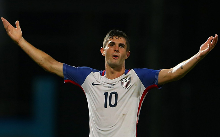 Pulisic leaves USA camp and returns to Chelsea due to injury - Bóng Đá