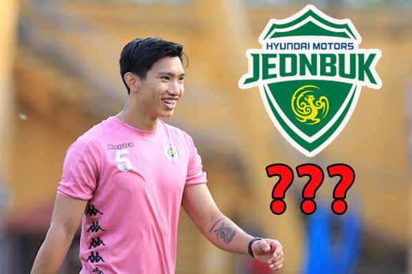 Đoàn Văn Hậu phản ứng thế nào trước tin đồn được CLB K-League quan tâm? - Bóng Đá