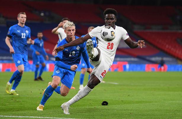 Thắng Iceland, HLV ĐT Anh nói thẳng về màn trình diễn của Bukayo Saka - Bóng Đá