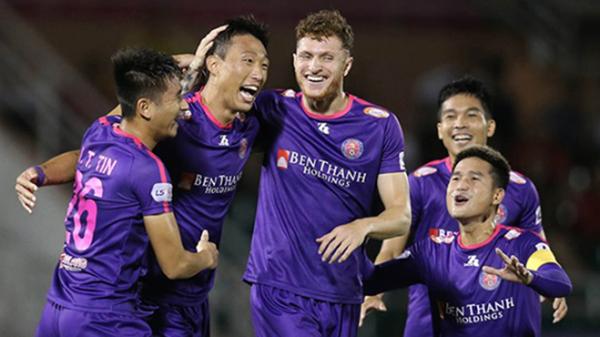 Sài Gòn FC chia tay đến 18 cầu thủ: Thay máu ồ ạt hay xóa