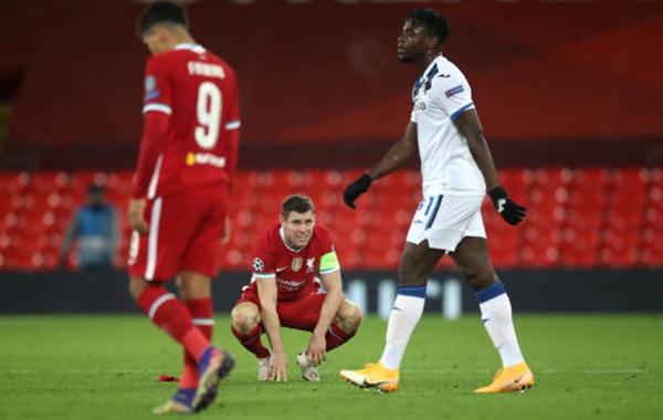 5 điểm nhấn Liverpool 0-2 Atalanta: The Kop bạc nhược, Messi