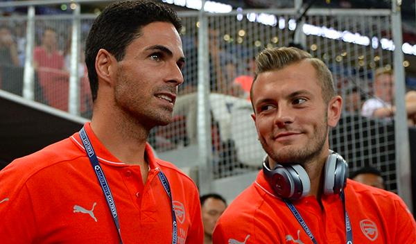 Mikel Arteta lên tiếng, giấc mơ trở lại Arsenal của Wilshere coi như định đoạt - Bóng Đá