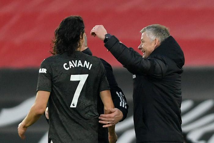 Cavani lên đồng, Solskjaer nói ngay 1 sự thật về hàng công Man Utd - Bóng Đá