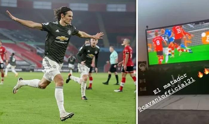 Cavani cứu Man Utd từ cõi chết, Pogba thực hiện ngay 1 động thái - Bóng Đá
