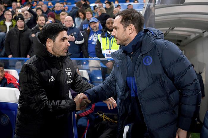 Willian chỉ ra điểm khác nhau giữa Mikel Arteta và Frank Lampard - Bóng Đá
