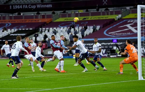 Jack Grealish nổ súng, Aston Villa vẫn trắng tay trước West Ham - Bóng Đá