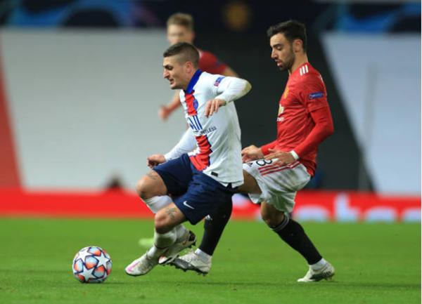 TRỰC TIẾP Man Utd 1-2 PSG (H2): Chủ nhà bế tắc - Bóng Đá