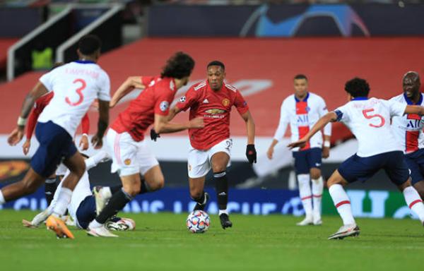 TRỰC TIẾP Man Utd 1-1 PSG (H2): Cavani đưa bóng chạm xà ngang - Bóng Đá