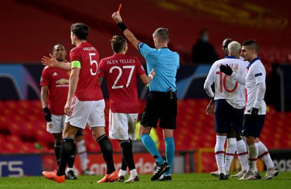TRỰC TIẾP Man Utd 1-2 PSG (H2): Marquinhos đưa đội khách vượt lên - Bóng Đá