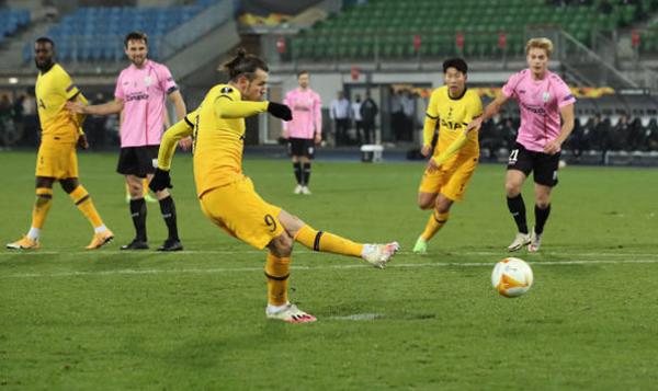 Thủng lưới phút bù giờ, Tottenham đánh rơi chiến thắng trước LASK - Bóng Đá