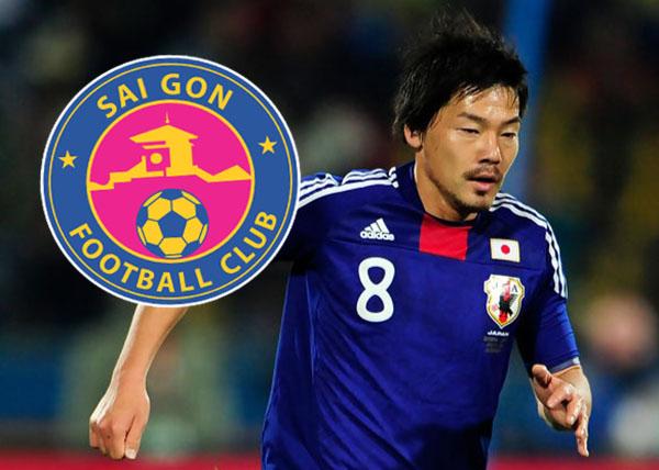 Sài Gòn FC tậu cựu sao ĐT Nhật Bản, từng tham dự World Cup 2010 - Bóng Đá