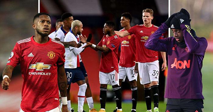 Sau tất cả, Fred phá vỡ sự im lặng sau chiếc thẻ đỏ ở trận gặp PSG - Bóng Đá