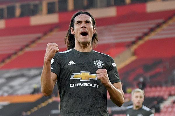 Cavani tìm được chỗ đứng ở Man Utd, Martial nên vui hay buồn? - Bóng Đá