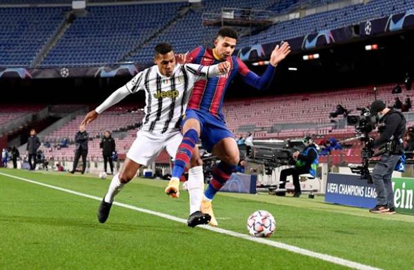 Chấm điểm Juventus trận Barcelona: Ronaldo là số 1 - Bóng Đá
