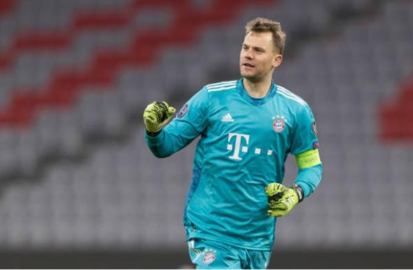 Chấm điểm Bayern Munich trận Lokomotiv: