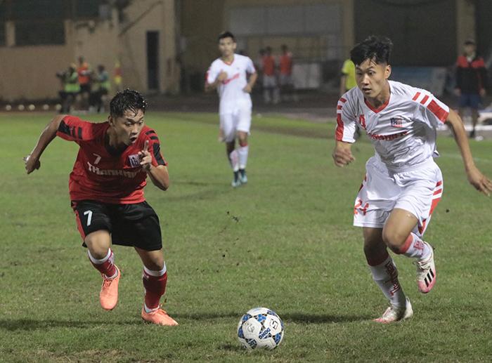 Nguyễn Khánh khai hỏa, U21 Long An vẫn không có điểm trước Viettel - Bóng Đá